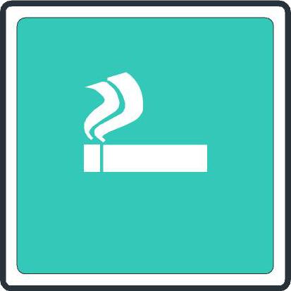 Habitaciones para fumadores