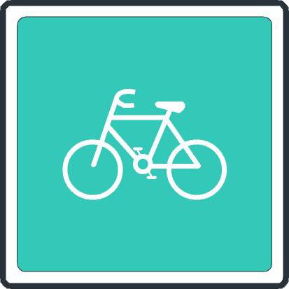 Se alquilan bicicletas