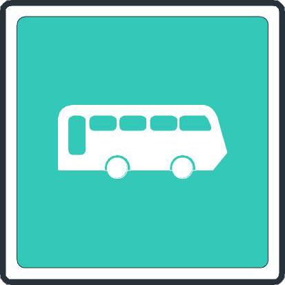 Parada de Bus cercana