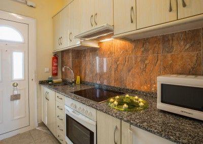 Cocina Estudios-Apartamentos