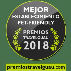 El Hotel Cons da Garda ha sido elegido el Mejor Establecimiento Pet-Friendly de España